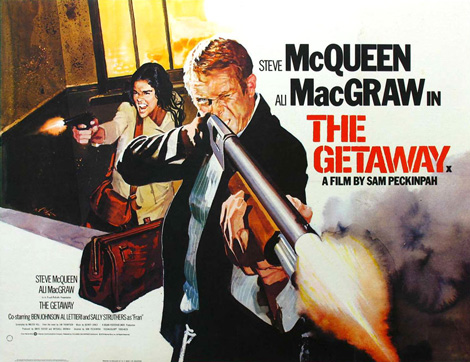 The Getaway 1972 - Google Search