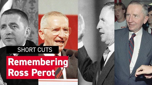 Watch Ross Perot's most memorable moments