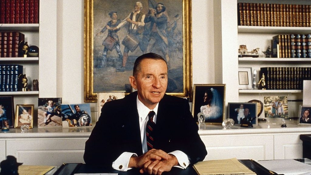 Vanity Fair: Opinion- T.A. Frank: 'What Ross Perot Got Right About America'