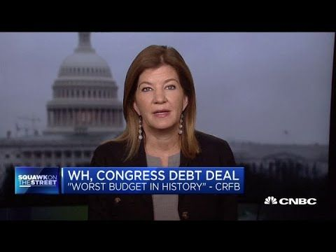 Why this expert says the debt limit deal is 'the worst budget in history'