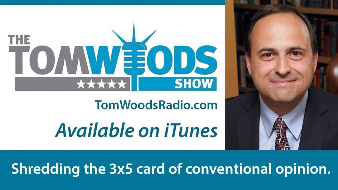 Tom Woods: 'Ep. 1470 Vince Vaughn on Hollywood, Libertarianism, and American Politics'