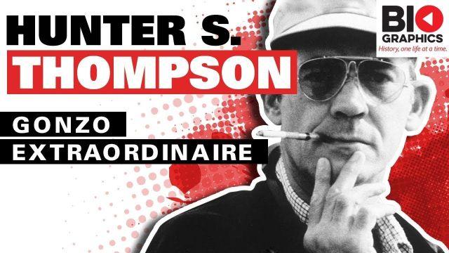 Hunter S_ Thompson - Gonzo Extraordinaire