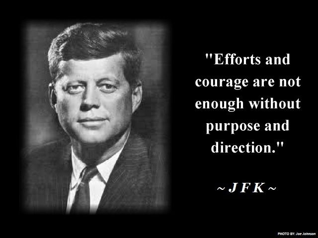 John F_ Kennedy's Top 10 Rules For Success - Google Search