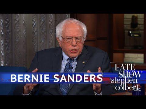 Sen_ Bernie Sanders_ Democratic Socialist Ideas Are Mainstream
