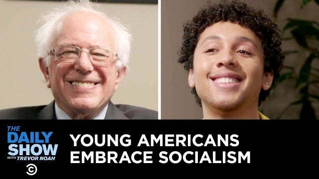 Why Are Young Americans Embracing Socialism_ _ The Daily Show