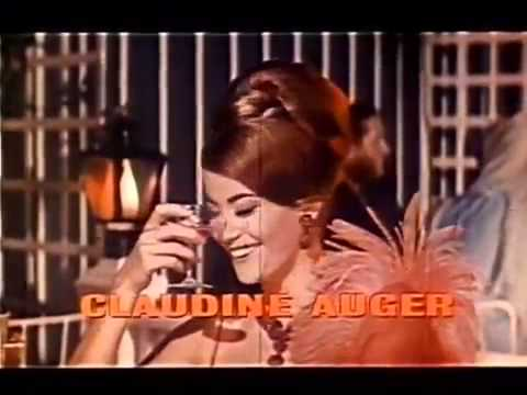 Carlos Esnaola: Thunderball 1965- 'Official Trailer': Starring James Bond and Claudine Auger
