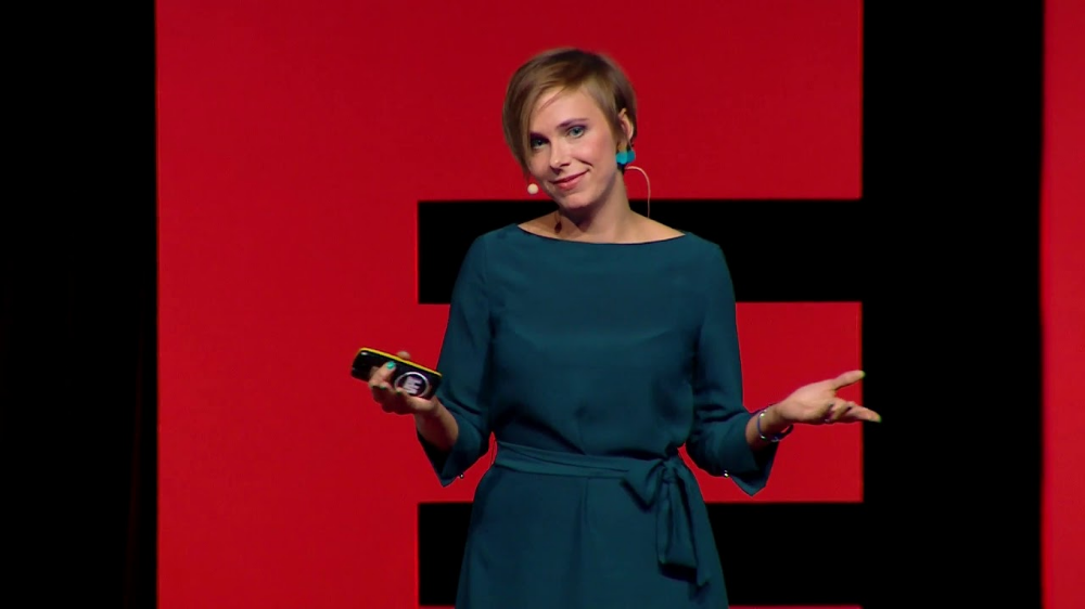 TED Talks: Mara Pavula- ' If You Think Politics is a Circus, Think Again'