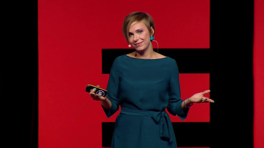 TED Talks: Mara Pavula- ' If You Think Politics is a Circus, Think Again'