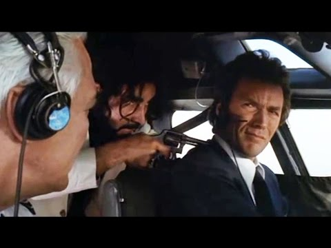 Andy Snowslayer: Magnum Force 1973- 'Excuse Me Captain: Can You Fly': Clint Eastwood Stars