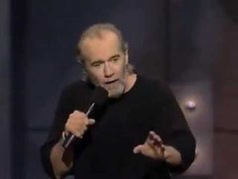 Jason Galavo: George Carlin- 'Pissing Off The Feminists'