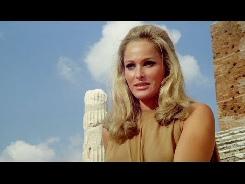 Classic Film & TV Cafe: The 10th Victim 1965- 'Clip with Ursula Andress and Marcello Mastroianni'
