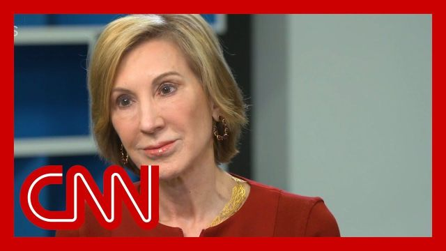 Carly Fiorina_ It is _vital_ Trump be impeached