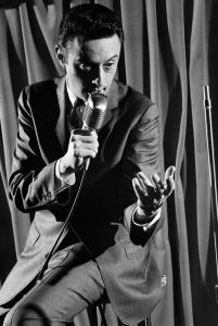 The Glittering, Corrosive Humor of Lenny Bruce