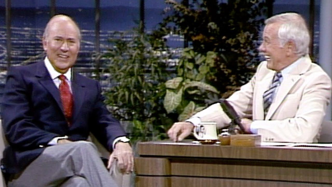 The Tonight Show With Johnny Carson: 'Carl Reiner Talks About His Insecurities' 1/04/1983