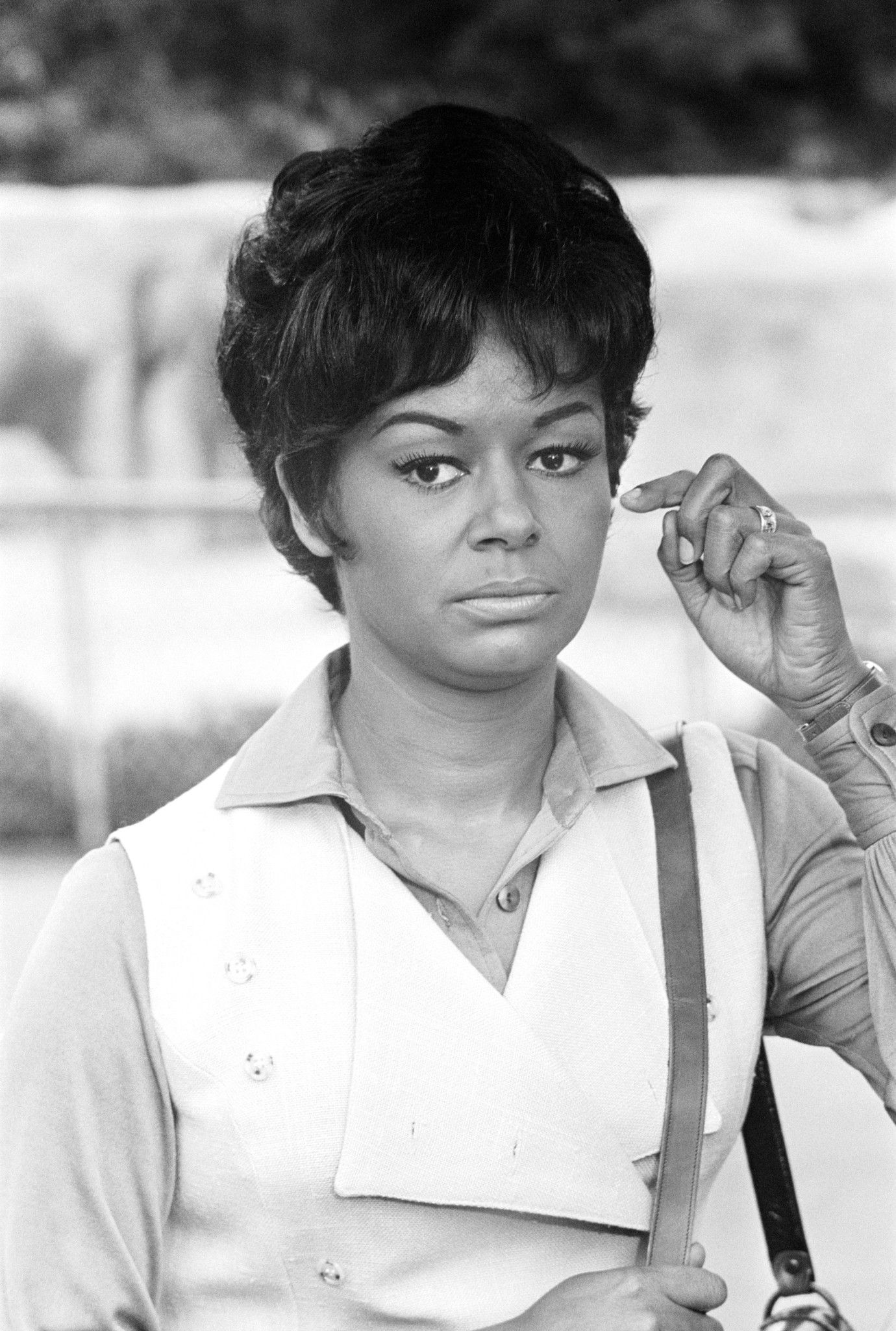CBS: Mannix- Gail Fisher: As Peggy Fair