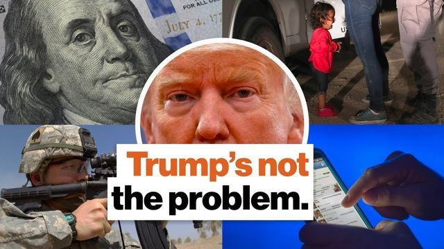 Big Think: Ian Bremmer- 'Donald Trump Is Not The Problem: He's The Symbol of 4 Bigger Issues'