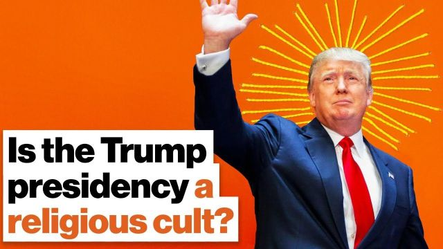 Is the Trump presidency a religious cult_ _ Reza Aslan _ Big Think