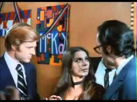 Natalie Wood cameo on _The Candidate_ (1972)