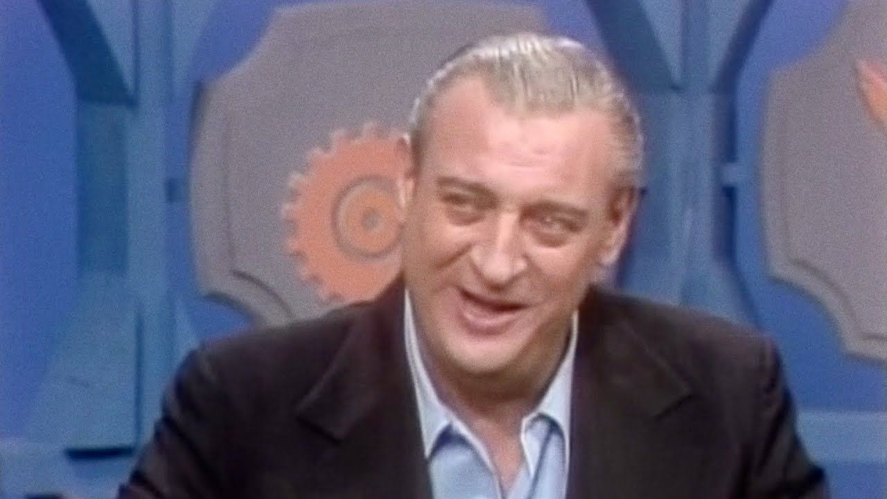 Rodney Dangerfield: 'Discusses Origin of No Respect (1973)'
