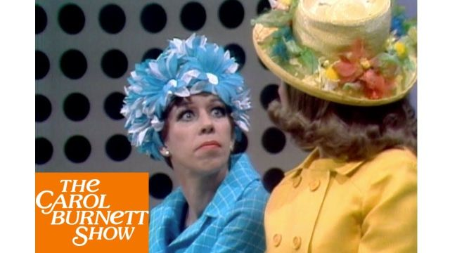 The Candidates' Wives from The Carol Burnett Show