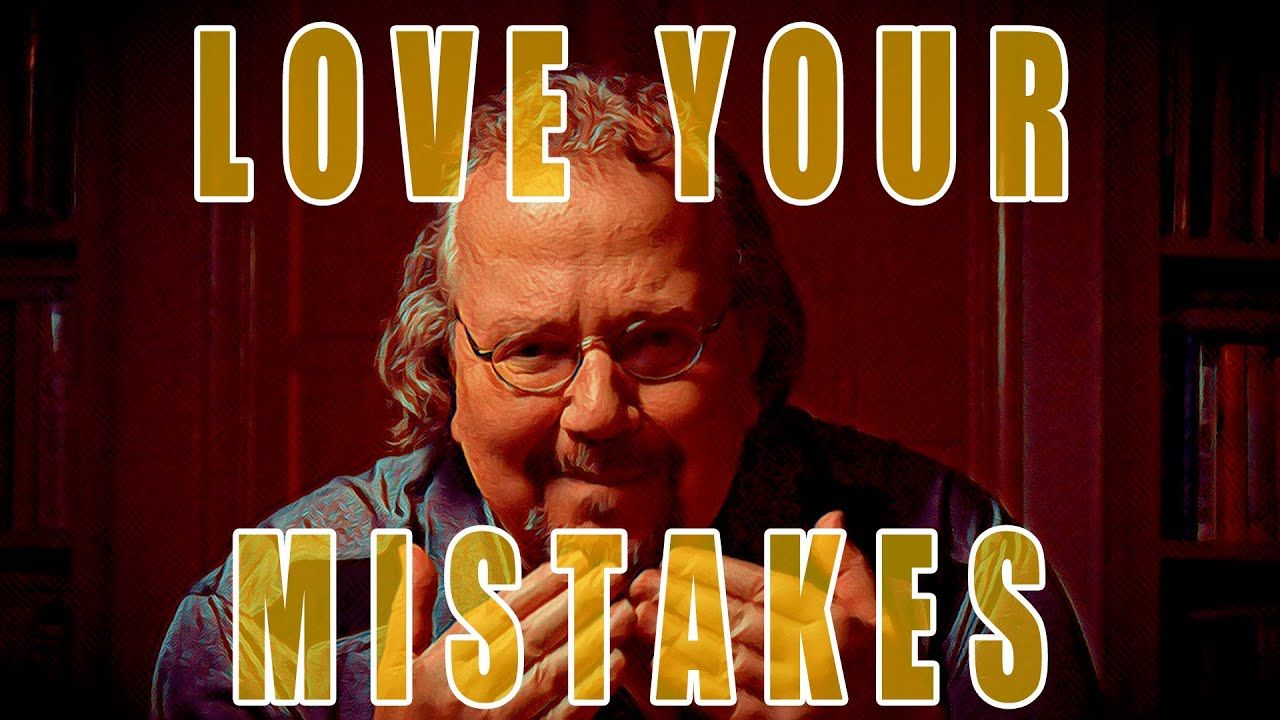 Barry Kibrick: 'Love Your Mistakes'
